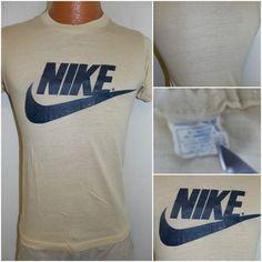 Vintage Nike 1970's Mens T Shirt Size by PfantasticPfindsToo