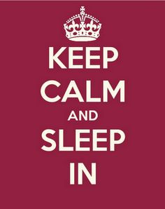 And stop pinning Keep Calm posters.