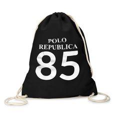c5325039c217 Polo Republica 85 Sports Drawstring Bag Cool Stuff