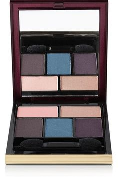 Kevyn Aucoin - The Essential Eyeshadow Set - The Defining Navy Palette - one size