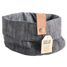 Brödkorg NORTH. Ø20cm. Brödkorg i textil.