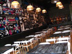 Diseño de Restaurante/ La Mezcaleria/ Bogotá