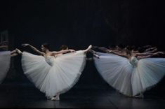 Saw the Bolshoi ballet execute this particular scene (Kingdom of Shades, La Bayadere) - with exquisite precision Shall We Dance, Lets Dance, Bolshoi Ballet, Ballet Dancers, La Bayadere, Dance Like No One Is Watching, Dance Movement, Ballet Photography, Ballet Beautiful