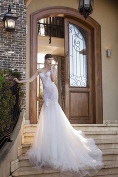 NURIT HEN svadobná róba 2015 - KAMzaKRÁSOU.sk xn--kamzakrsou-y4... #krasa #love #holiday #wedding #dress #weddingdress #weddingday #weddingdecoration #weddingcelebration #kamzakrasou