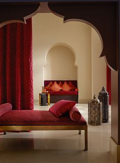 News and Trends from Best Interior Designers Arround the World Design Marocain, Style Marocain, Interior Desing, Best Interior, Interior And Exterior, Moroccan Design, Moroccan Style, Arabic Decor, Morrocan Decor