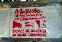 ¡POR MENTIROSO, INCAPAZ Y PREPOTENTE! Aporrea: Por eso no pararé de hablar contra Maduro hasta que él renuncie