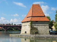 Vodni stolp Slovenia Slovenija Maribor Pohorje Marko Petrej jpg