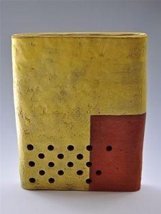 Sunshine Cobb Helena, Montana Vase