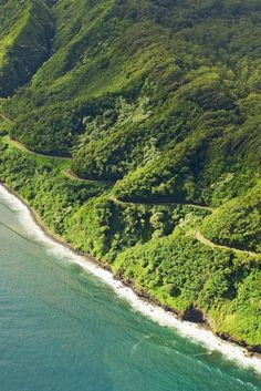 This Hawaiian road trip is the most beautiful drive you'll ever take