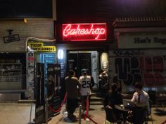 Cakeshop: One of the top — if not the best —nightclubs in Seoul.