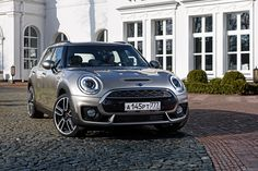 Lovely Mini Clubman!