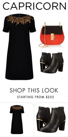 """What's Your Sign"" by definingmyworld on Polyvore featuring Alice + Olivia, Ted Baker, Chloé and whatsyoursign"