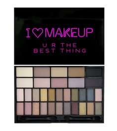 I ♡ Makeup Theme Palette-U R the best thing - 32 Shade Palette - PALETTES