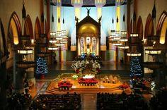 St Paul the apostle church....New York city