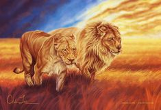 The King And Queen by Chelsea Lowe