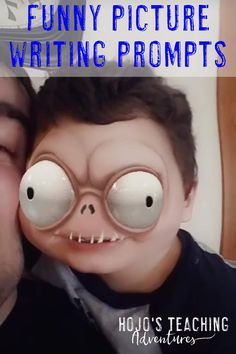 There are times where you're short on writing time, but you can still make the most of your writing block with these funny picture writing prompts! Reading Recovery, Ell Students, Picture Writing Prompts, Special Education Teacher, Year 2, Upper Elementary, Literacy Centers, Writers, Middle School
