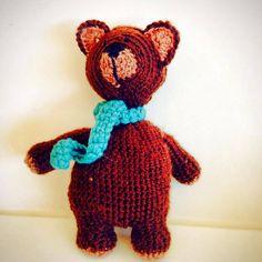 Easy Peasy Teddybär
