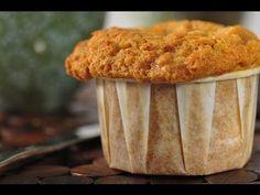 Carrot Muffins Recipe & Video - Joyofbaking.com *Video Recipe*