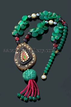 Beads Sets by Swati Saini | Jewellery Designs