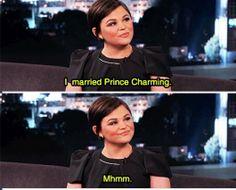 You go, Ginny!