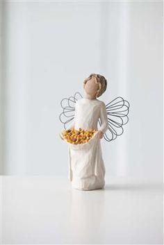 Willow Tree Sunshine w/ Sunflowers Angel