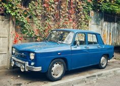 Bătrâna doamnă Dacia 1100, încă prezentă pe străzile Bucureştiului!