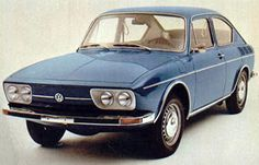 Volkswagen 1600 TL 1973.My father,Had a this car with the same color [Azul astral metálico]