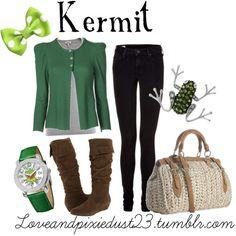 Kermit love his color