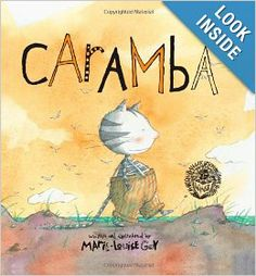 Caramba: Marie-Louise Gay: 9780888996671: Amazon.com: Books - Being Different