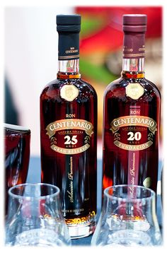 RumFest 2013 - Ron Centenario Fundacion 20 Year Old & Gran Reserva 25 Year Old