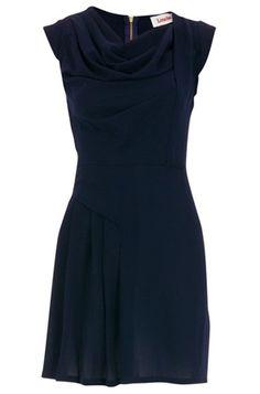Louche Naomi Pleated Dress
