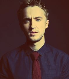 Tom Felton. Is this too much to ask for?