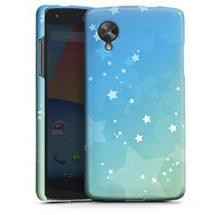 Sternenhimmel für Premium Case (matt) für LG Nexus 5 von DeinDesign™