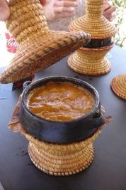 Vegetarian Ethiopian Food - offers up several recipes for you to try at home! #vegetarian