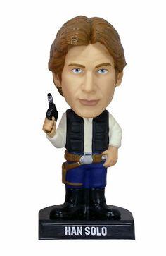 Cabezón Han Solo   Merchandising Películas