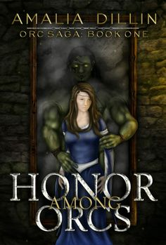 Honor Among Orcs by Melissa Stevens – Cover Reveal + Giveaway | Brooke Blogs