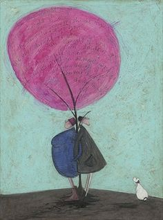 The Very Thought of You by Sam Toft