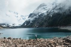 Lake Marian Track // Milford Sound (NZ) - We Are Explorers