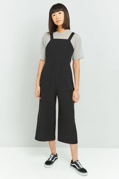 Urban Outfitters Bib Jumpsuit | Urban Outfitters | Women's | Dresses | Playsuits & Jumpsuits | New In #UoonYou #UrbanOutfitters #UOEurope