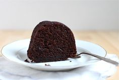 A recipe for (unprocessed) Dark Chocolate Beet Bundt Cake -- #Unprocessed Indulgence!