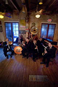 The Preservation Hall Jazz Band 2011 by Preservation Hall, via Flickr