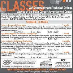 #alaska #classes #student #college