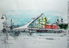 Urban Sketchers Argentina: agosto 2011
