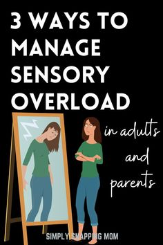 Do you feel like you aren't being the mom you wanted to be due to feeling overwhelmed? It could be a sign of a more serious condition called sensory processing disorder, which is actually very common. Learn the symptoms and solution here. Sensory Overload, Sensory Processing Disorder, Parenting Articles, Happy Mom, Mom Advice, Do You Feel, Feeling Overwhelmed, Mom Humor, Disorders