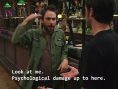 It's Always Sunny Quotes, Marvel Tumblr, Sunny In Philadelphia, I Don T Know, Mood Pics, Looks Cool, Reaction Pictures, Movie Quotes, Videos