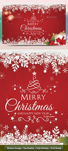 Merry Christmas Flyer  Christmas Flyer Flyer Size And Flyer Template