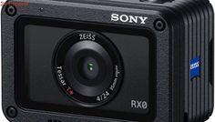 RX0, la minicámara con la que Sony quiere competir con GoPro
