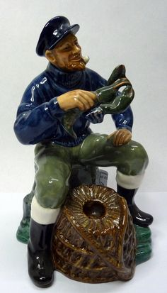 A Royal Doulton figure, The Lobster Man, HN2317, height 20cms