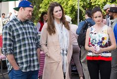 New Gilmore Girls episodes on Netflix this week   Credit: Netflix  By Reinier Macatangay  Widely seen as a show for girls during its original run Gilmore Girls has a wider reach than what one might think. The mother-daughter dramedy which lasted for seven seasons (2000-2007) combines the usual relationship drama with quick-talking banter and quirky characters in the storybook town of Stars Hollow.  To the delight of fans Lorelai (Lauren Graham) and Rory (Alexis Bledel) return on Netflix this…