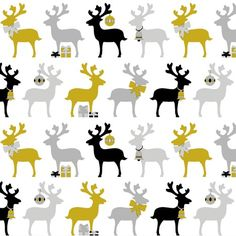 Same gorgeous reindeer design, differently gorgeous colours. Festive Paper Napkins in black/gold/silver, a steal in the Fairies online sale, £1.50 http://www.giftsfromfairies.co.uk/store/product/142_christmas-gifts/143_christmas-table-decorations/104_reindeer-napkin---gold/